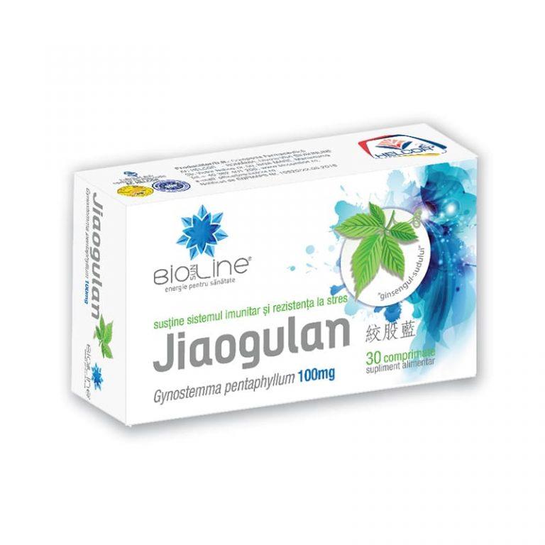 Jioagulan – ginsengul sudului