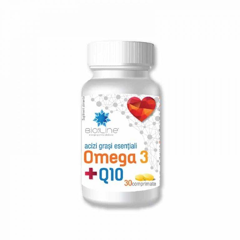 Omega 3 q10