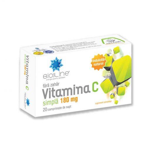 vitamina C 180 mg