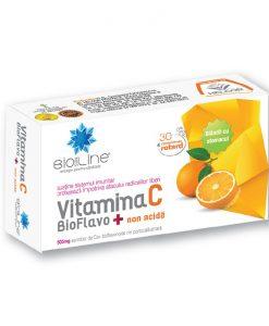 vitamina c bioflavo non acida