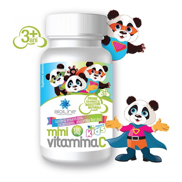 vitamina C pentru copii