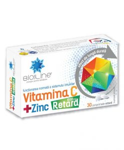 vitamina C 600 Zinc